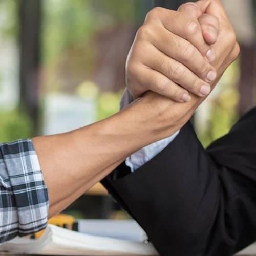 La trattativa con il cliente